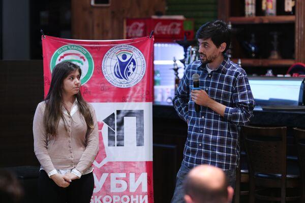 В Душанбе состоялся первый в истории страны Хакатон - Sputnik Таджикистан