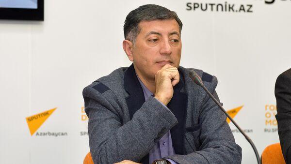 Ильхам Шабан, глава Центра нефтяных исследований - Sputnik Таджикистан