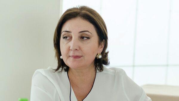 Эксперт из Душанбе Лола Олимова, архивное фото - Sputnik Таджикистан