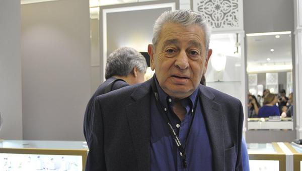 Эксперт по драгоценным камням Влад Григорян - Sputnik Таджикистан
