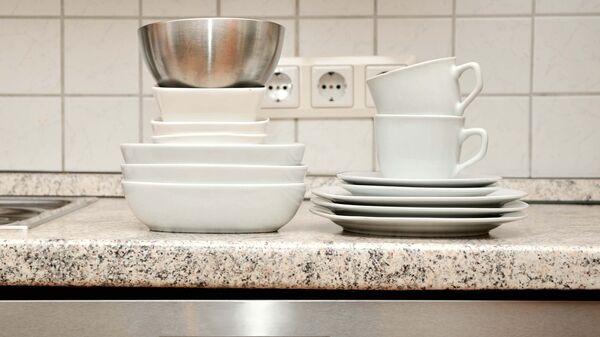 Кухонная посуда, архивное фото - Sputnik Тоҷикистон