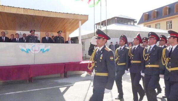 День милиции в ГБАО и Содге - Sputnik Таджикистан