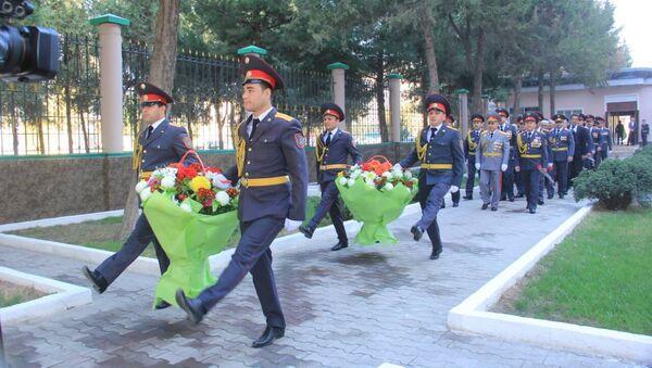 День милиции в ГБАО и Содге - Sputnik Тоҷикистон