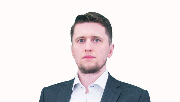 Эксперт, аналитик компании Открытие Брокер Тимур Нигматуллин - Sputnik Таджикистан