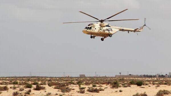 Вертолет Ми-17, архивное фото - Sputnik Тоҷикистон