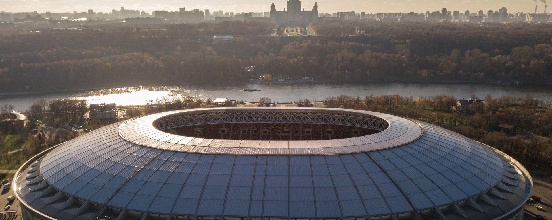 Стадион Лужники в Москве - Sputnik Тоҷикистон, 1920, 07.07.2021