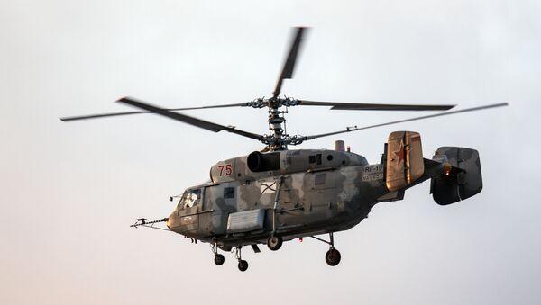 Вертолет Ка-29, архивное фото - Sputnik Тоҷикистон