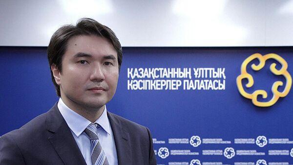 Канат Сахариянов - Sputnik Таджикистан