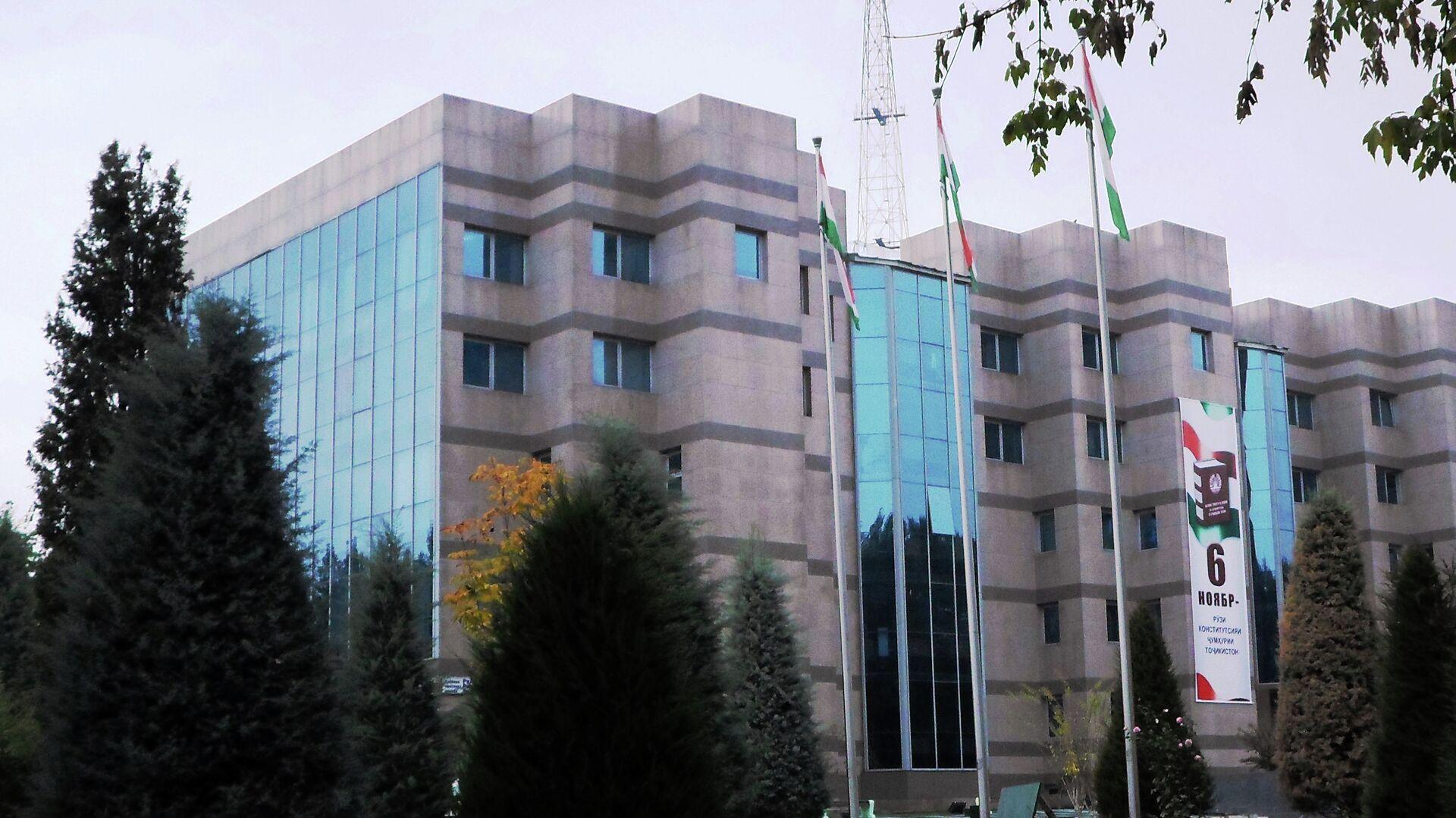 Национальный банк Таджикистана, архивное фото - Sputnik Таджикистан, 1920, 24.09.2021