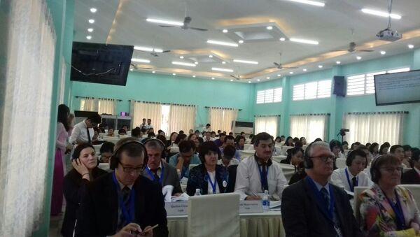 Конференция по программам здравоохранения во Вьетнаме - Sputnik Таджикистан