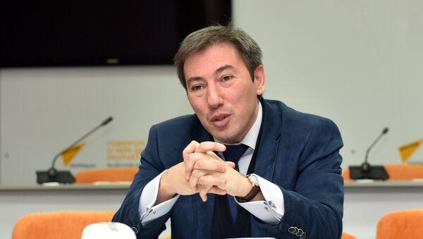 Ильгар Велизаде, политолог - Sputnik Таджикистан