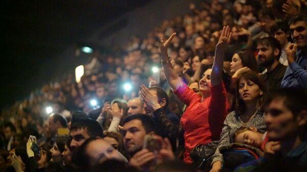 Концерт в честь алмазного юбилея имама Ага-Хана IV в Москве - Sputnik Таджикистан