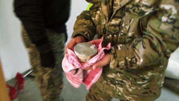 Взрывчатка - Sputnik Таджикистан