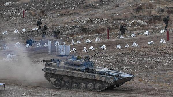 Учения ОДКБ в Таджикистане, архивное фото - Sputnik Тоҷикистон