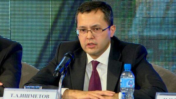 Тимур Ишметов - Sputnik Таджикистан