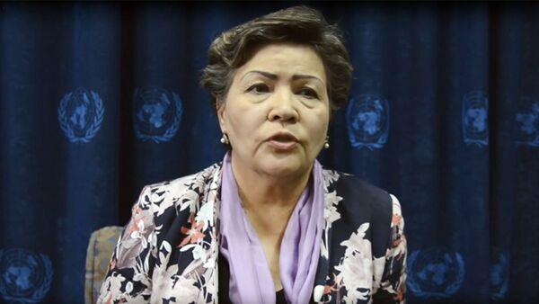 Халида Камилова - Sputnik Таджикистан