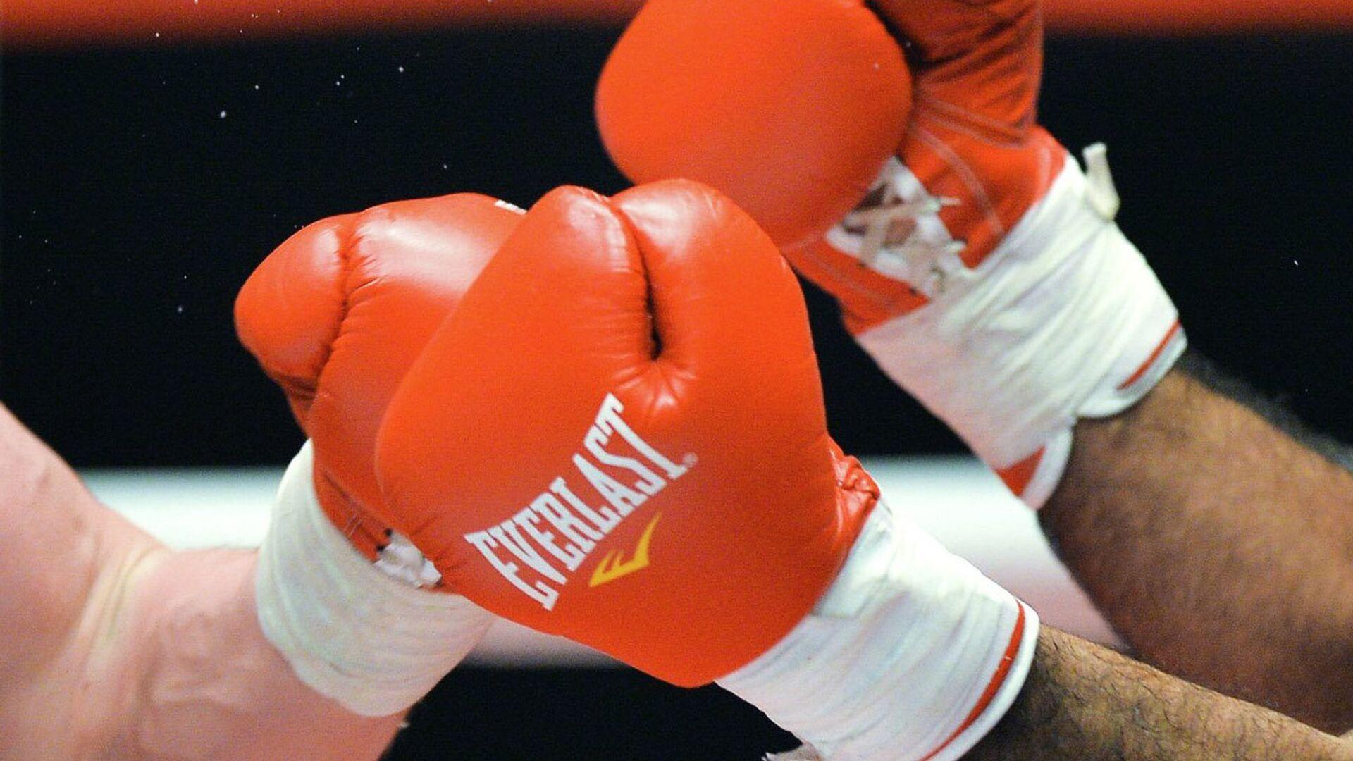 Бокс, архивное фото - Sputnik Таджикистан, 1920, 31.08.2021
