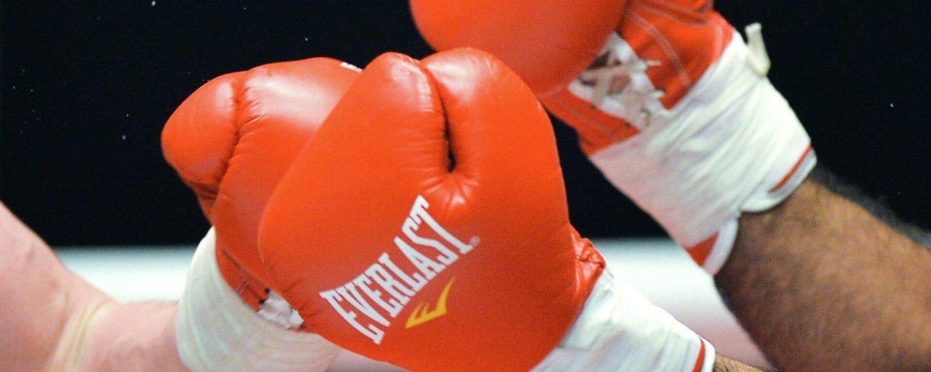 Бокс, архивное фото - Sputnik Таджикистан, 1920, 10.09.2021