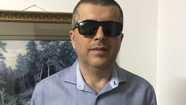 Мухамад Абдурозики Нематзод - Sputnik Тоҷикистон