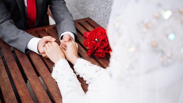 Свадьба, фото из архива - Sputnik Таджикистан