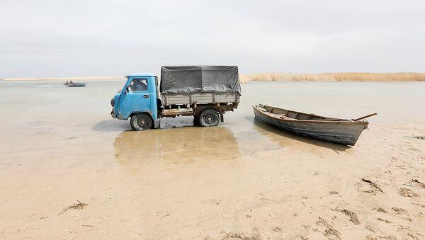 Аральское море, архивное фото - Sputnik Таджикистан