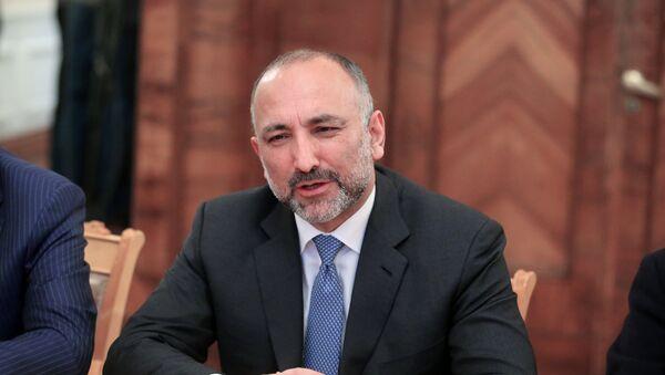 Советник президента Афганистана по национальной безопасности Ханиф Атмар, архивное фото - Sputnik Таджикистан
