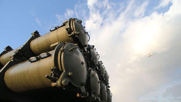 Пуск противокорабельной ракеты БРК Бал, архивное фото - Sputnik Таджикистан