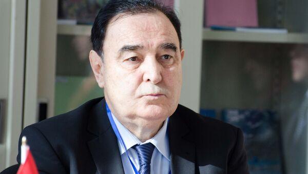 Худоберди Холикназар, директор ЦСИ при президенте Таджикистана, архивное фото - Sputnik Таджикистан