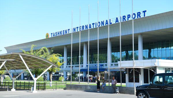 Международный аэропорт Ташкента - Sputnik Таджикистан