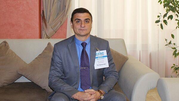 Дмитрий Востриков - Sputnik Таджикистан
