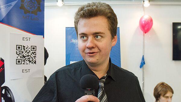 Старший преподаватель кафедры мехатроники УИТМО (Санкт-Петербург) Дмитрий Куприянов - Sputnik Таджикистан