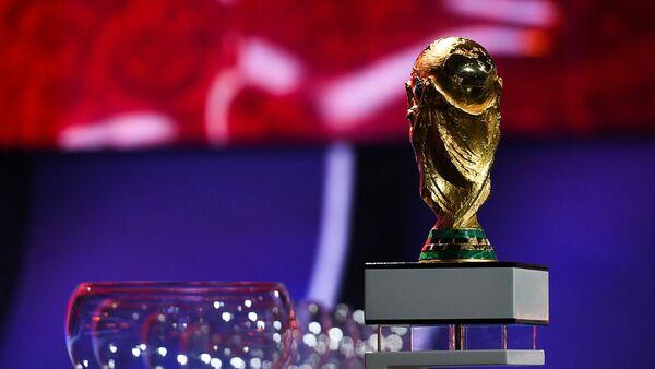 Подготовка к жеребьевке чемпионата мира по футболу 2018 - Sputnik Таджикистан