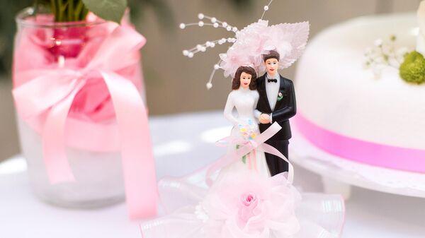 Свадебные украшения. архивное фото - Sputnik Таджикистан