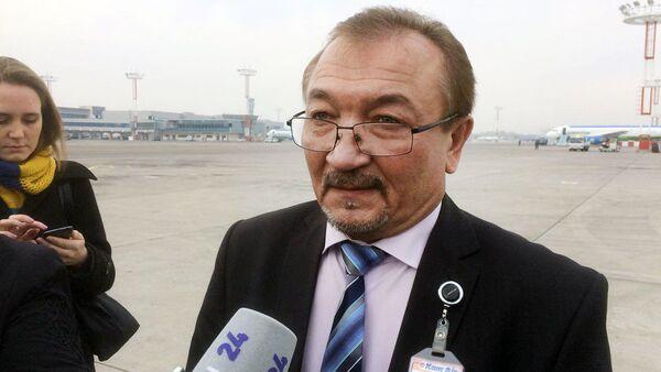 Равиль Аксянов, исполнительный директор Kam air - Sputnik Таджикистан