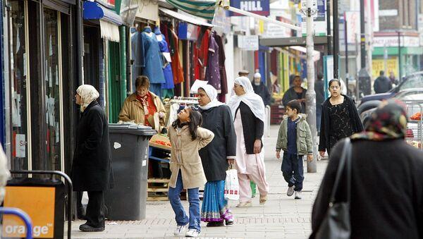 Мусульмане в Европе, архивное фото - Sputnik Тоҷикистон