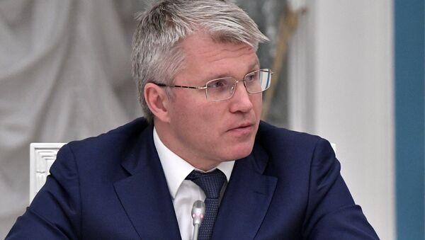 Министр спорта РФ Павел Колобков - Sputnik Таджикистан