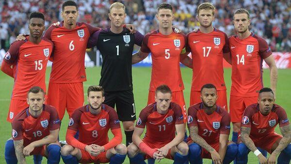 Сборная Англии по футболу - Sputnik Таджикистан