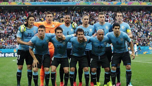 Сборная Уругвая по футболу - Sputnik Таджикистан