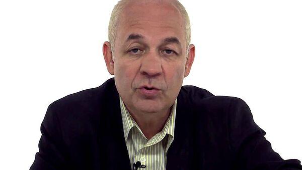 Американист Александр Домрин - Sputnik Таджикистан