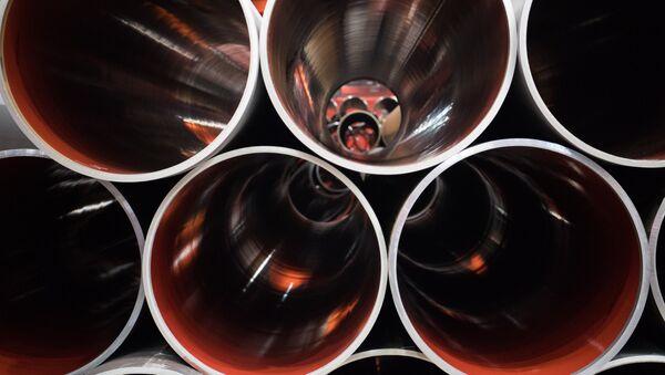 Трубы для Северного потока - 2 - Sputnik Таджикистан