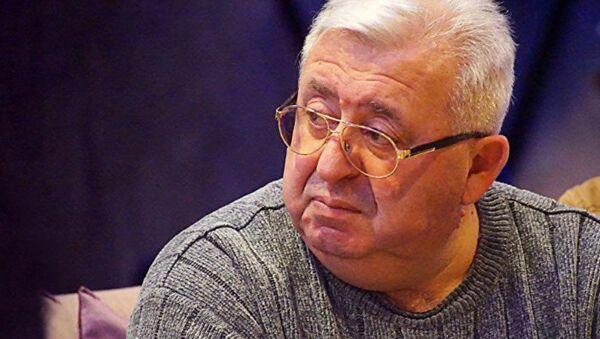 Леонид Букштейн - Sputnik Таджикистан