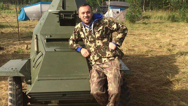 Бадалов Нусрат Шахобович, архивное фото - Sputnik Таджикистан