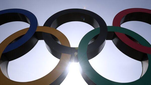Олимпийский символ, архивное фото - Sputnik Тоҷикистон
