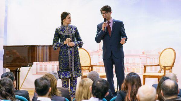 Вечер таджикской поэзии - Sputnik Таджикистан