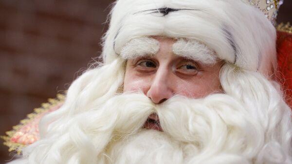 Дед Мороз из Великого Устюга, архивное фото - Sputnik Таджикистан