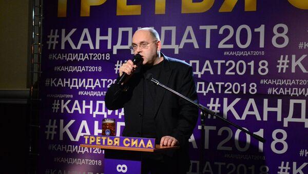 Вячеслав Смирнов - Sputnik Таджикистан
