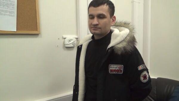 Арест гражданина Таджикистана Умара Махмадиева - Sputnik Тоҷикистон