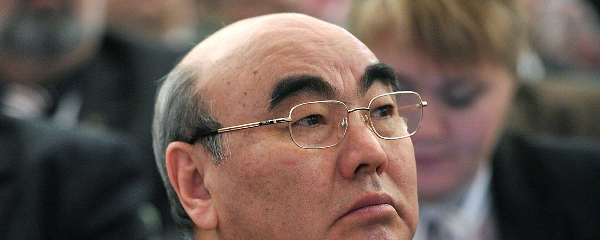 Бывший президент Кыргызстана Аскар Акаев, архивное фото - Sputnik Таджикистан, 1920, 21.05.2021