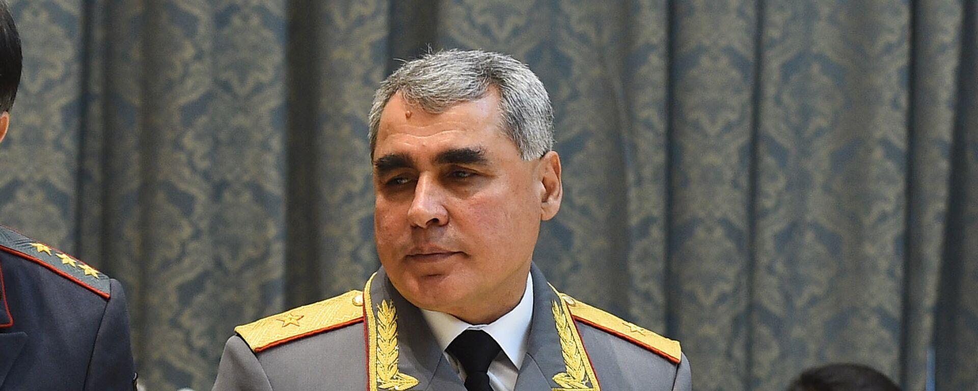 Генерал-майор милиции Шариф Назарзода - Sputnik Тоҷикистон, 1920, 13.07.2021