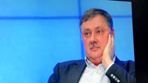 Дмитрий Евстафьев - Sputnik Таджикистан